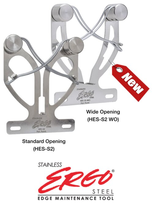 Stainless Ergo Steel (HES-S2)