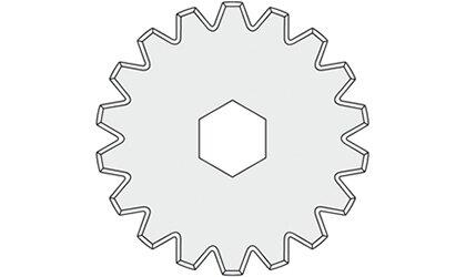 Macerator Tenderizer Blades