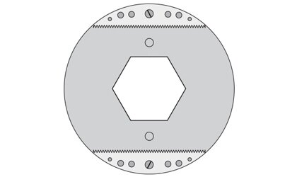 Securit<sup>®</sup> Driving Pulley